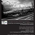 Palestina - mostra fotografica a Torino